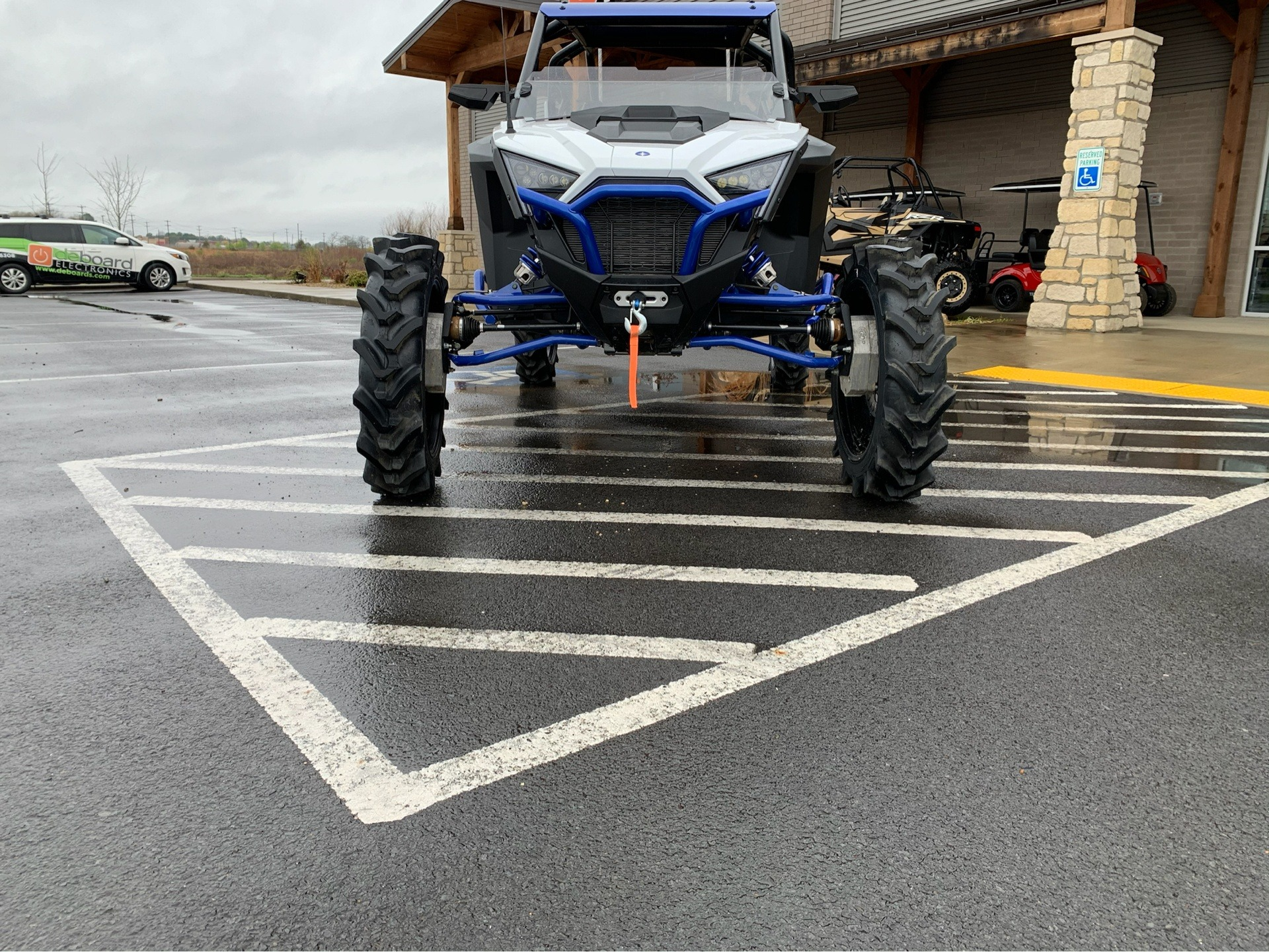 2020 Polaris RZR Pro XP 4 Ultimate in Conway, Arkansas - Photo 5