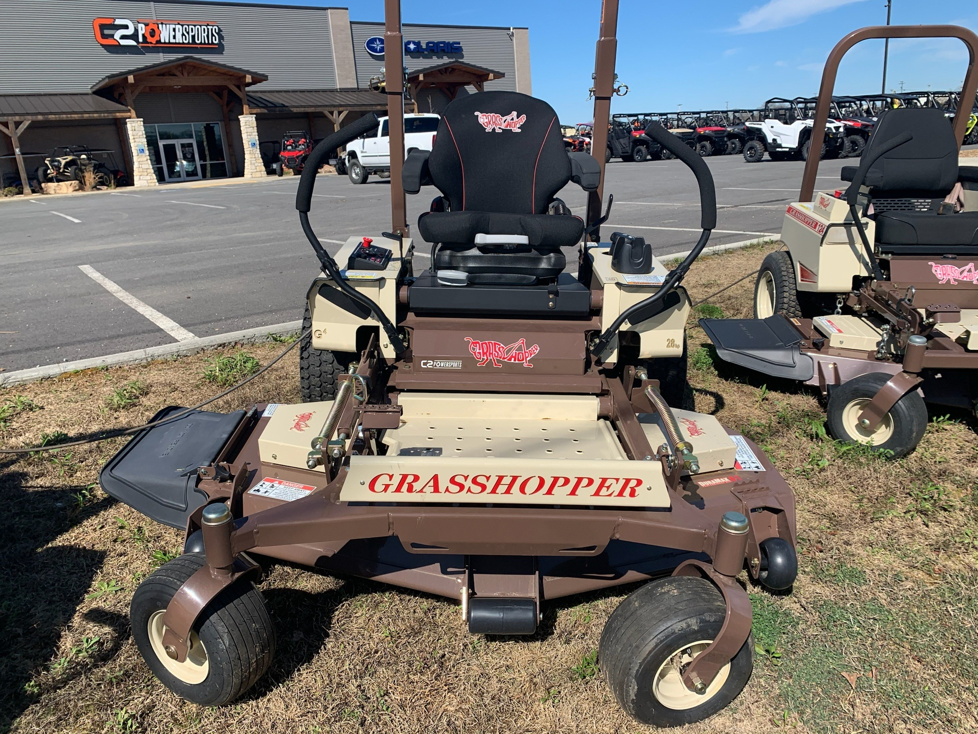 2019 Grasshopper 328G4-61 in Conway, Arkansas - Photo 3