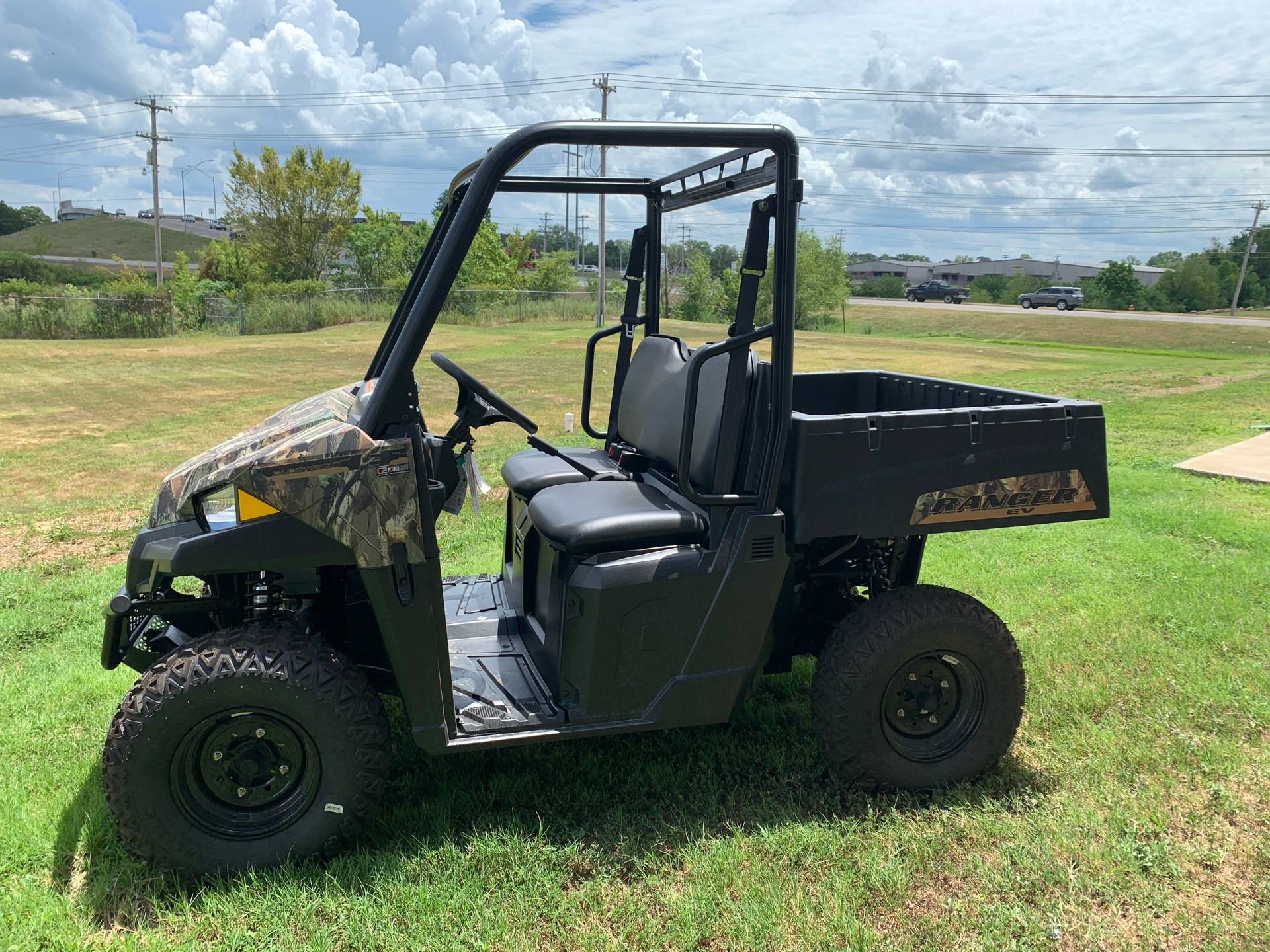 2020 Polaris Ranger EV in Conway, Arkansas - Photo 1