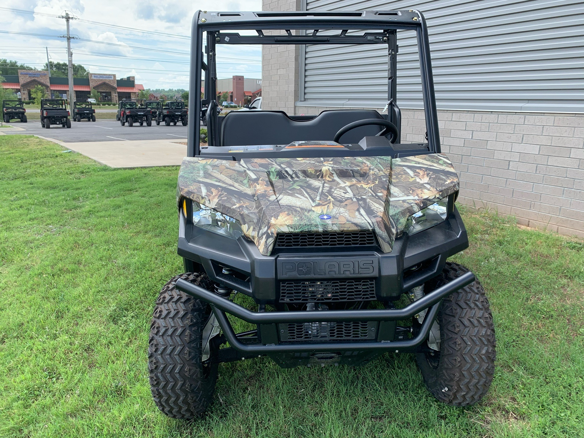 2020 Polaris Ranger EV in Conway, Arkansas - Photo 3