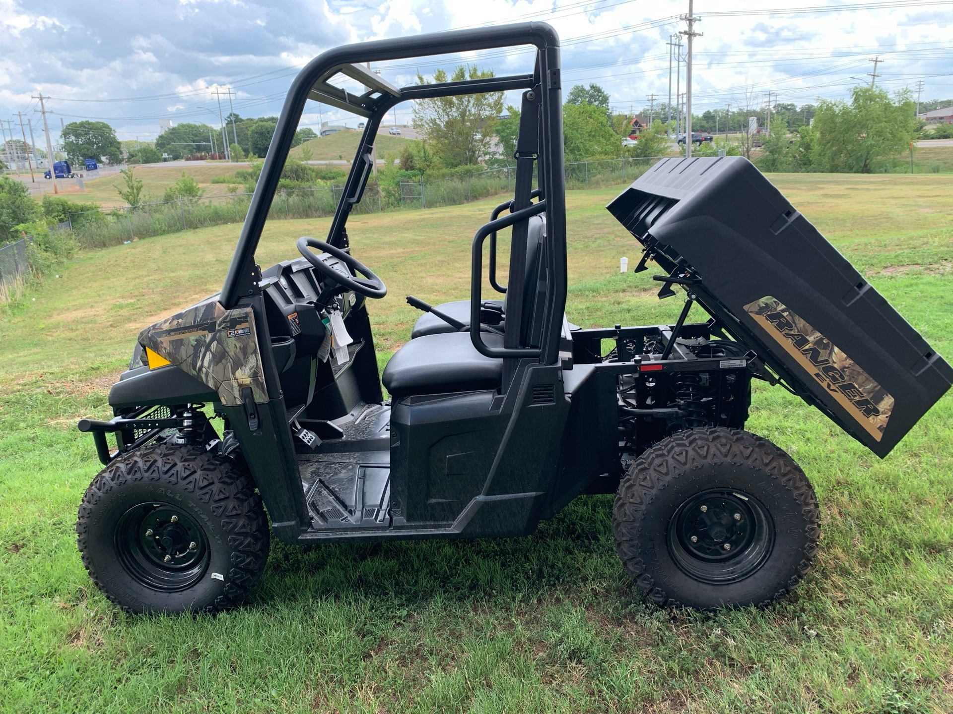 2020 Polaris Ranger EV in Conway, Arkansas - Photo 4