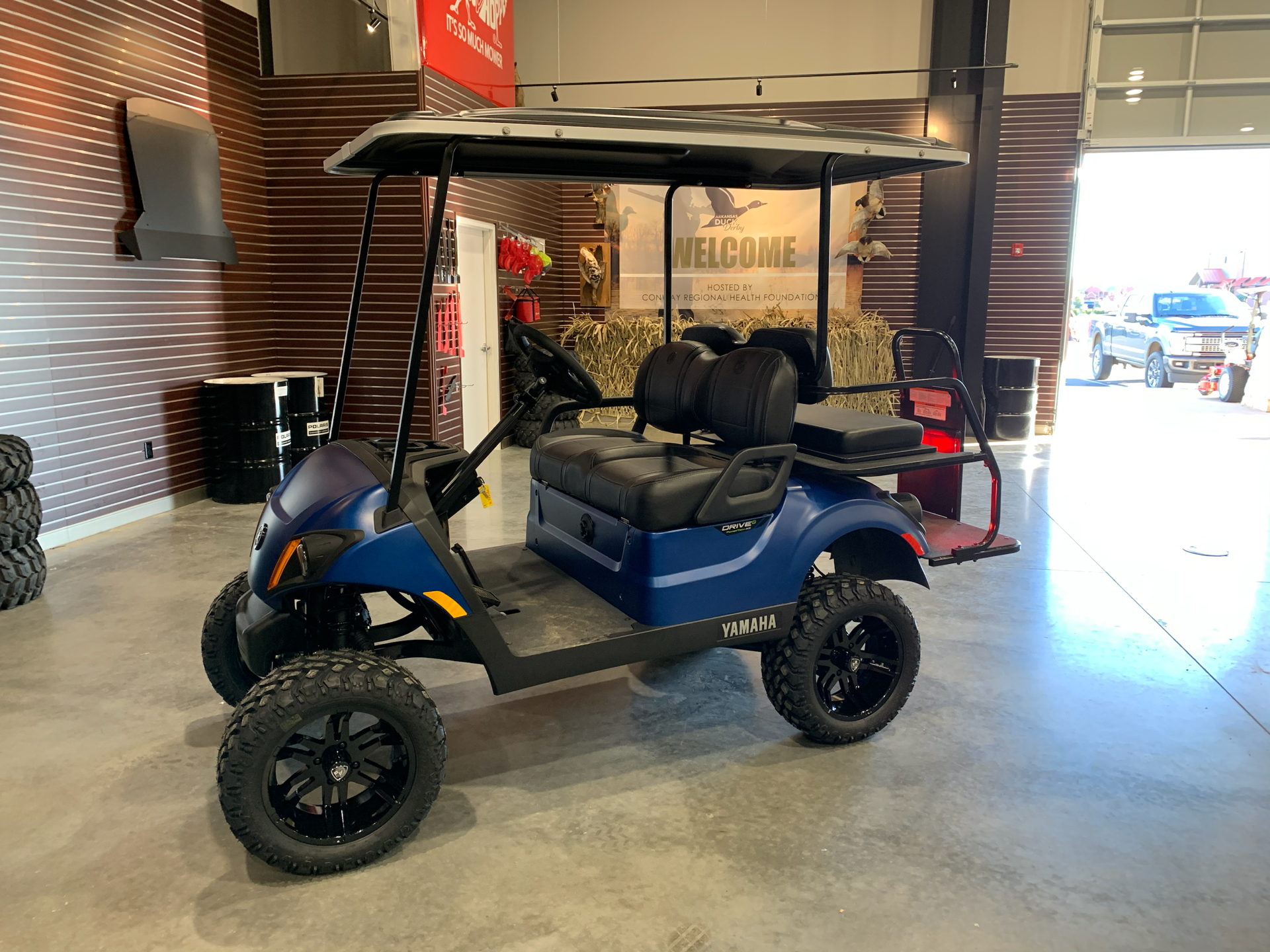 2020 Yamaha DR2ET1BTAP in Conway, Arkansas - Photo 1