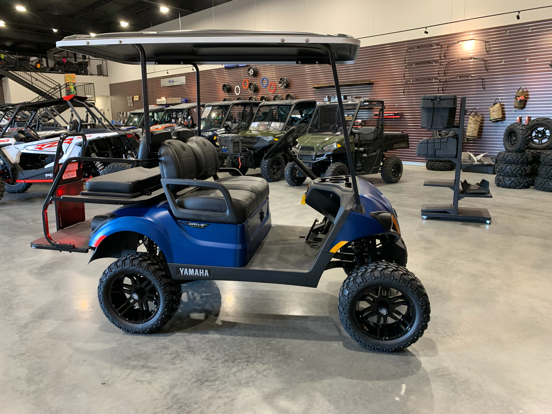2020 Yamaha DR2ET1BTAP in Conway, Arkansas - Photo 3
