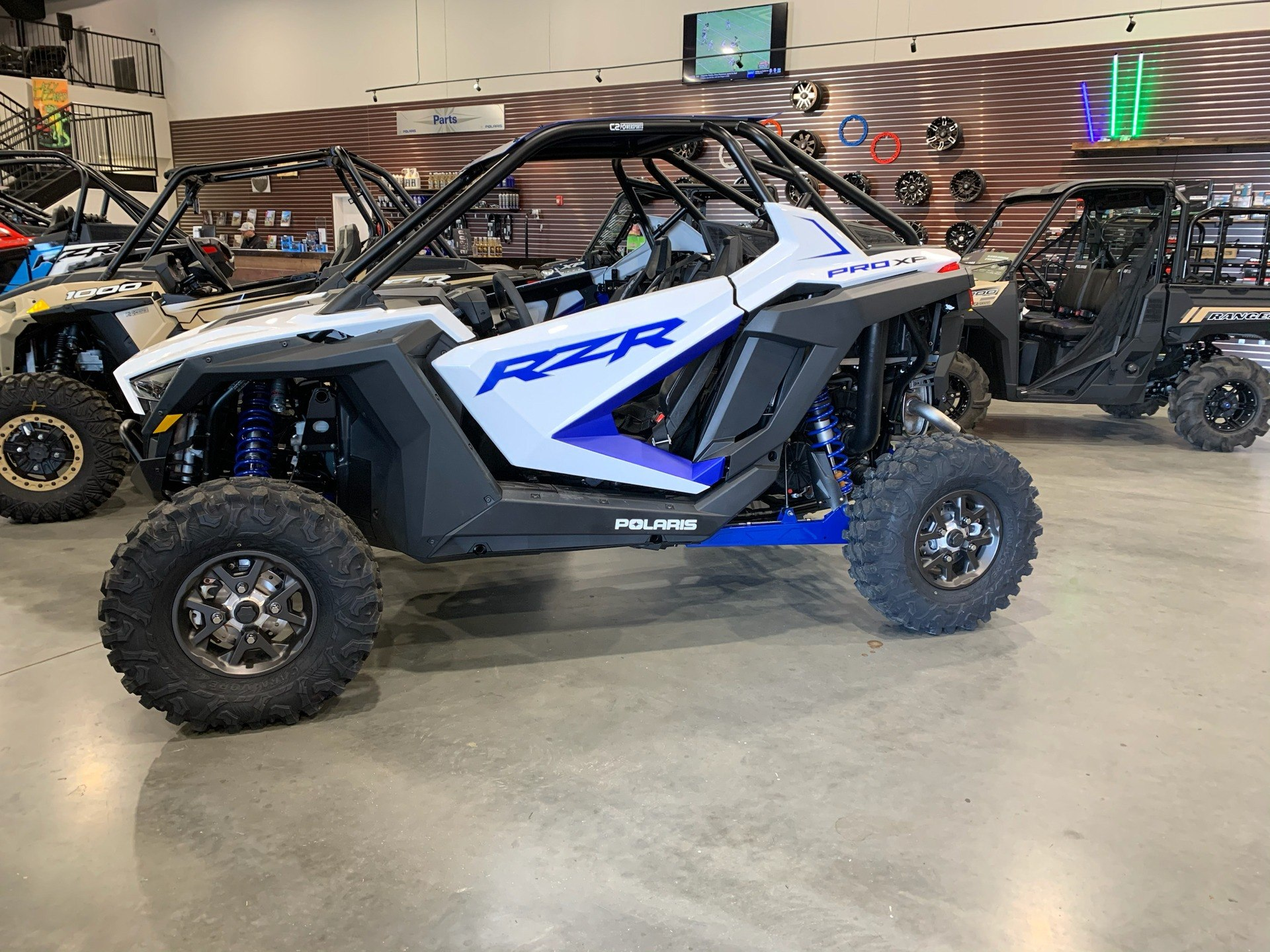 2020 Polaris RZR Pro XP Premium in Conway, Arkansas