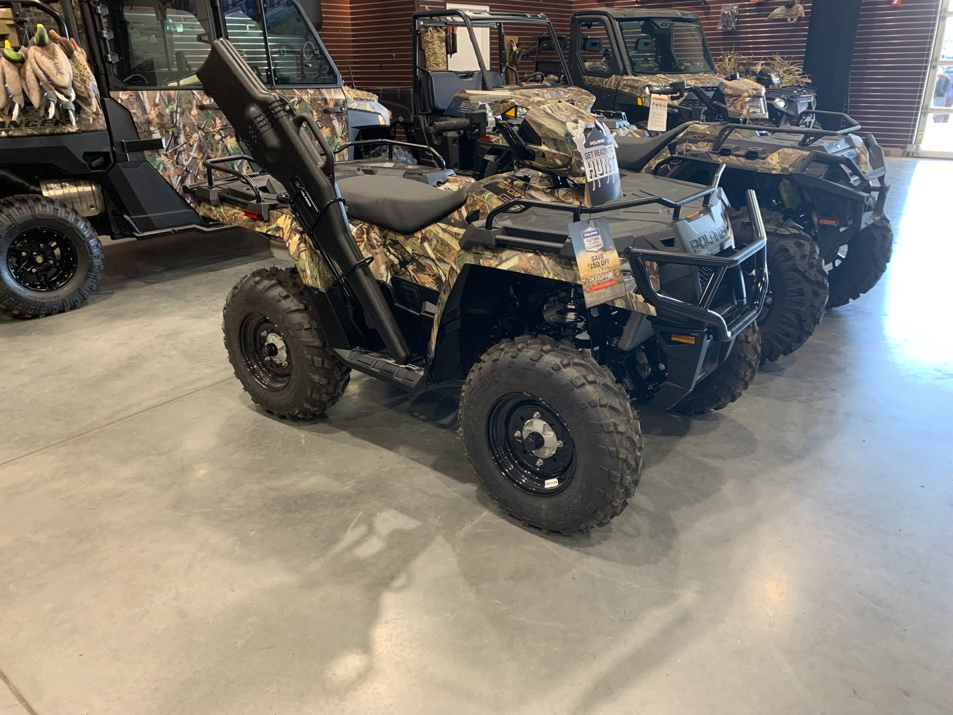 2019 Polaris Sportsman 570 EPS Camo in Conway, Arkansas - Photo 2