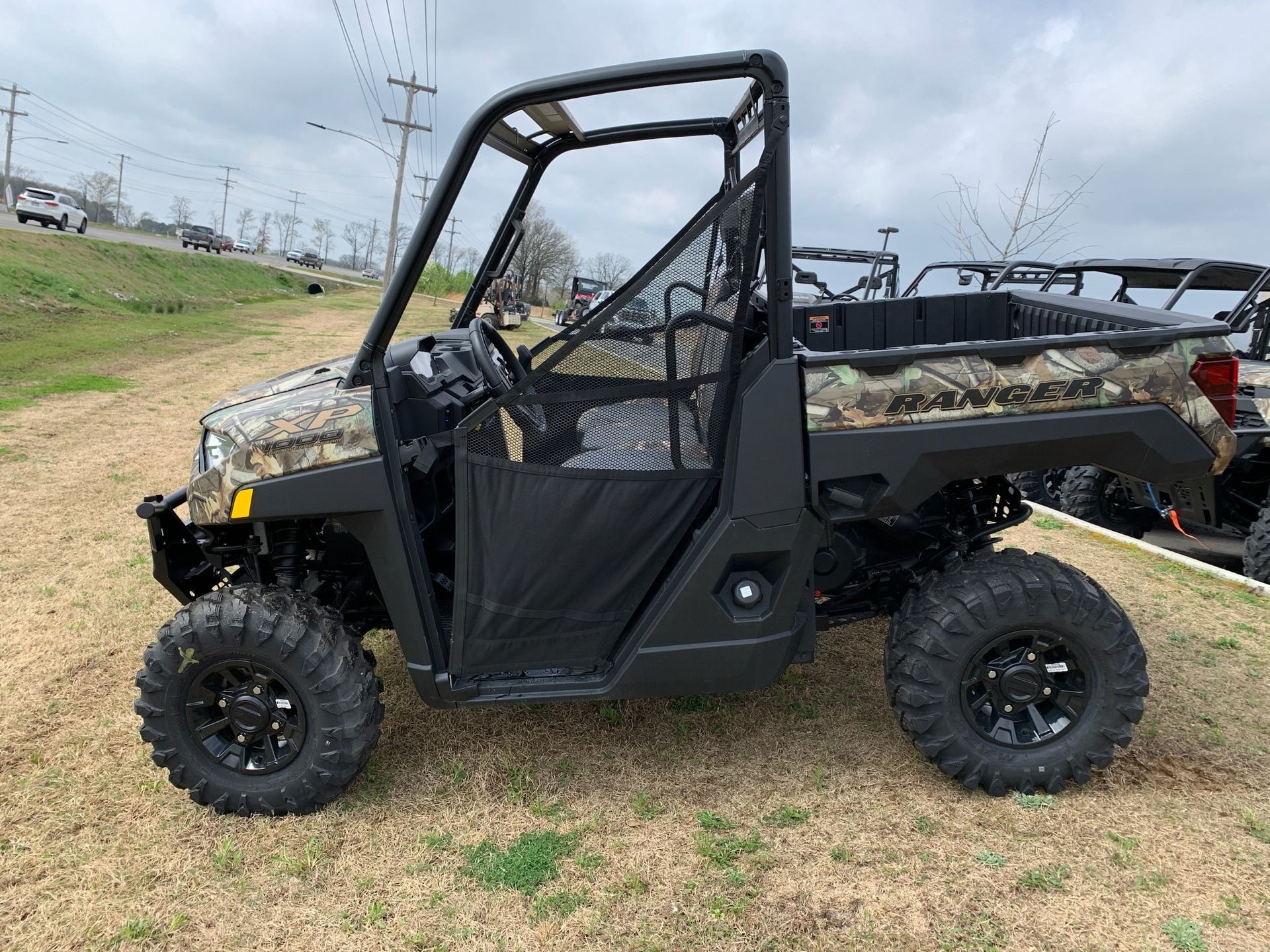 2020 Polaris Ranger XP 1000 Premium in Conway, Arkansas