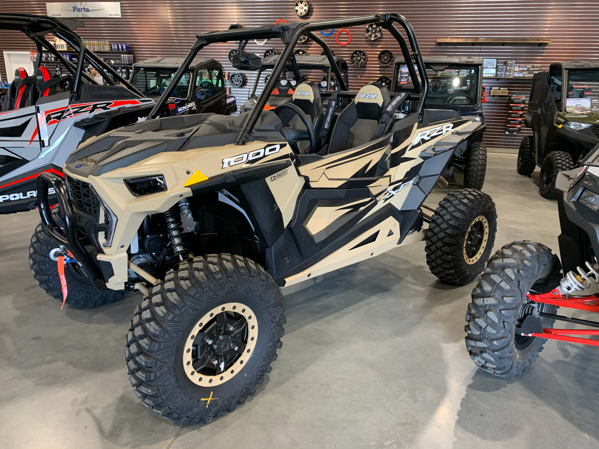2020 Polaris RZR XP 1000 Trails & Rocks in Conway, Arkansas