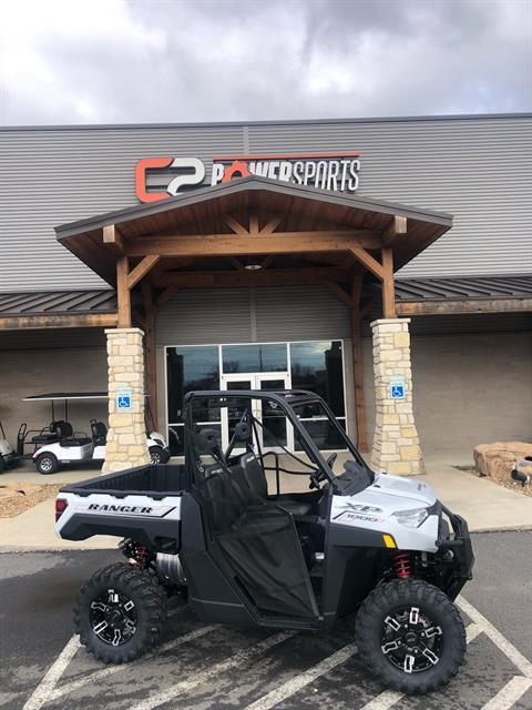 2021 Polaris Ranger XP 1000 Premium in Conway, Arkansas - Photo 1