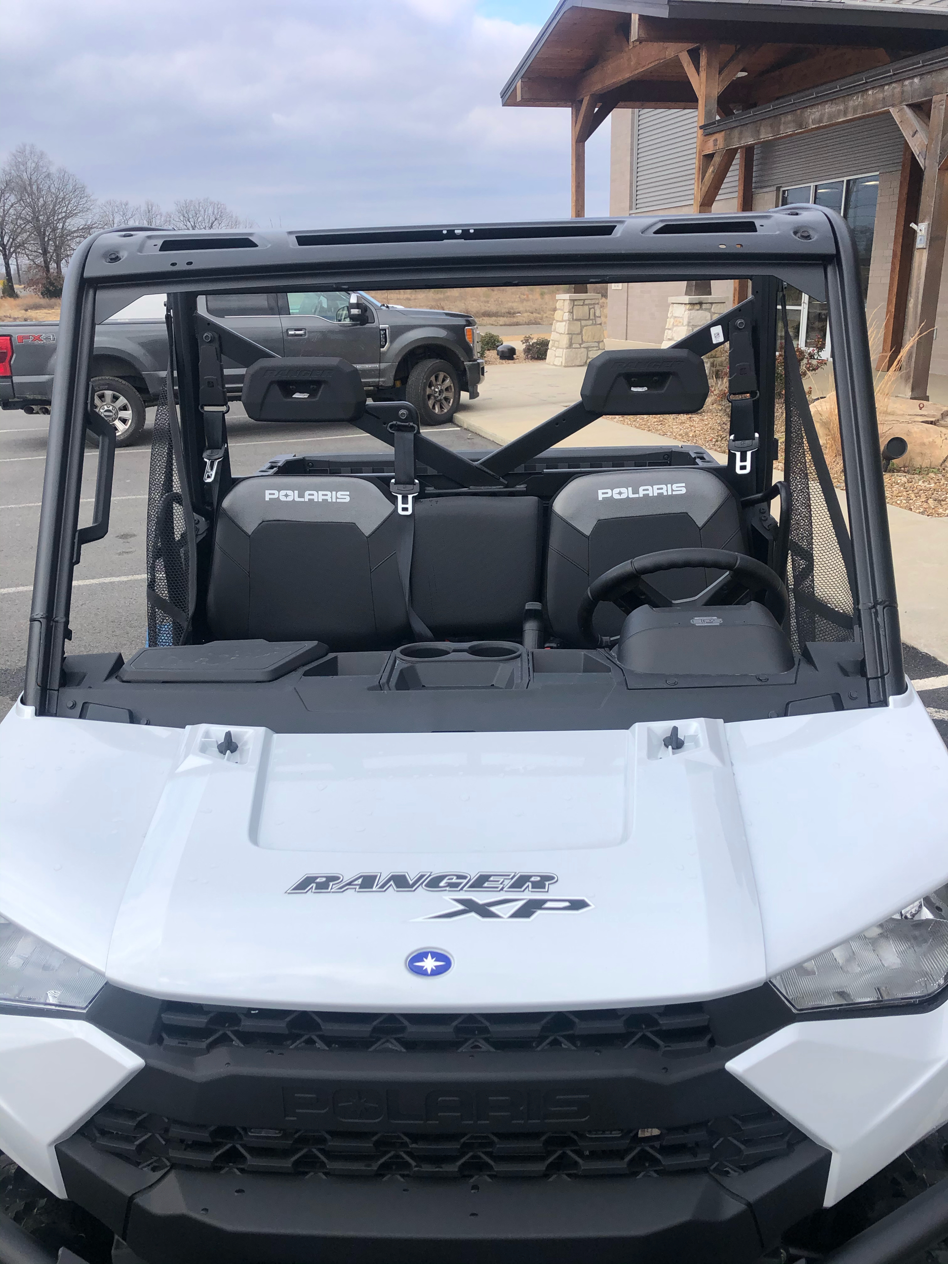 2021 Polaris Ranger XP 1000 Premium in Conway, Arkansas - Photo 5