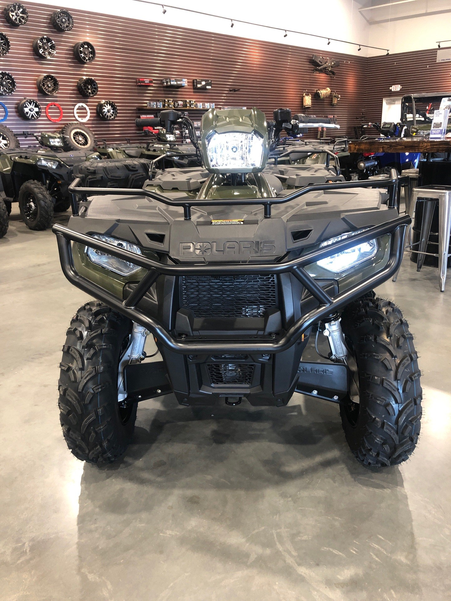 2020 Polaris Sportsman 450 H.O. in Conway, Arkansas - Photo 2