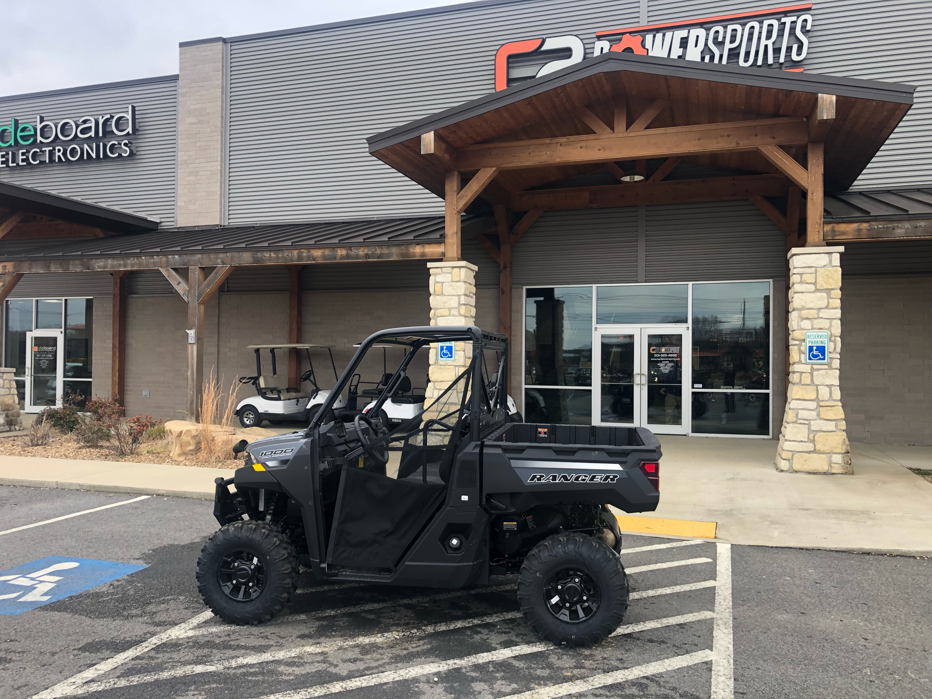 2021 Polaris Ranger 1000 Premium in Conway, Arkansas - Photo 1