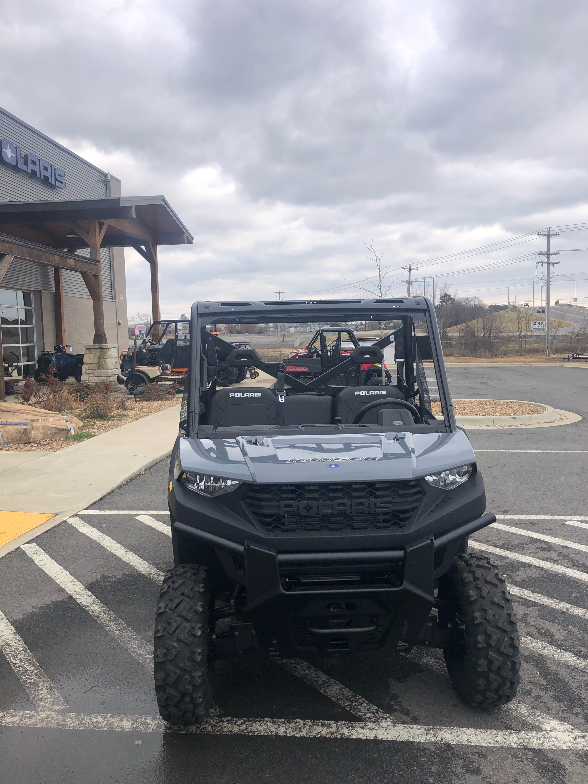 2021 Polaris Ranger 1000 Premium in Conway, Arkansas - Photo 2