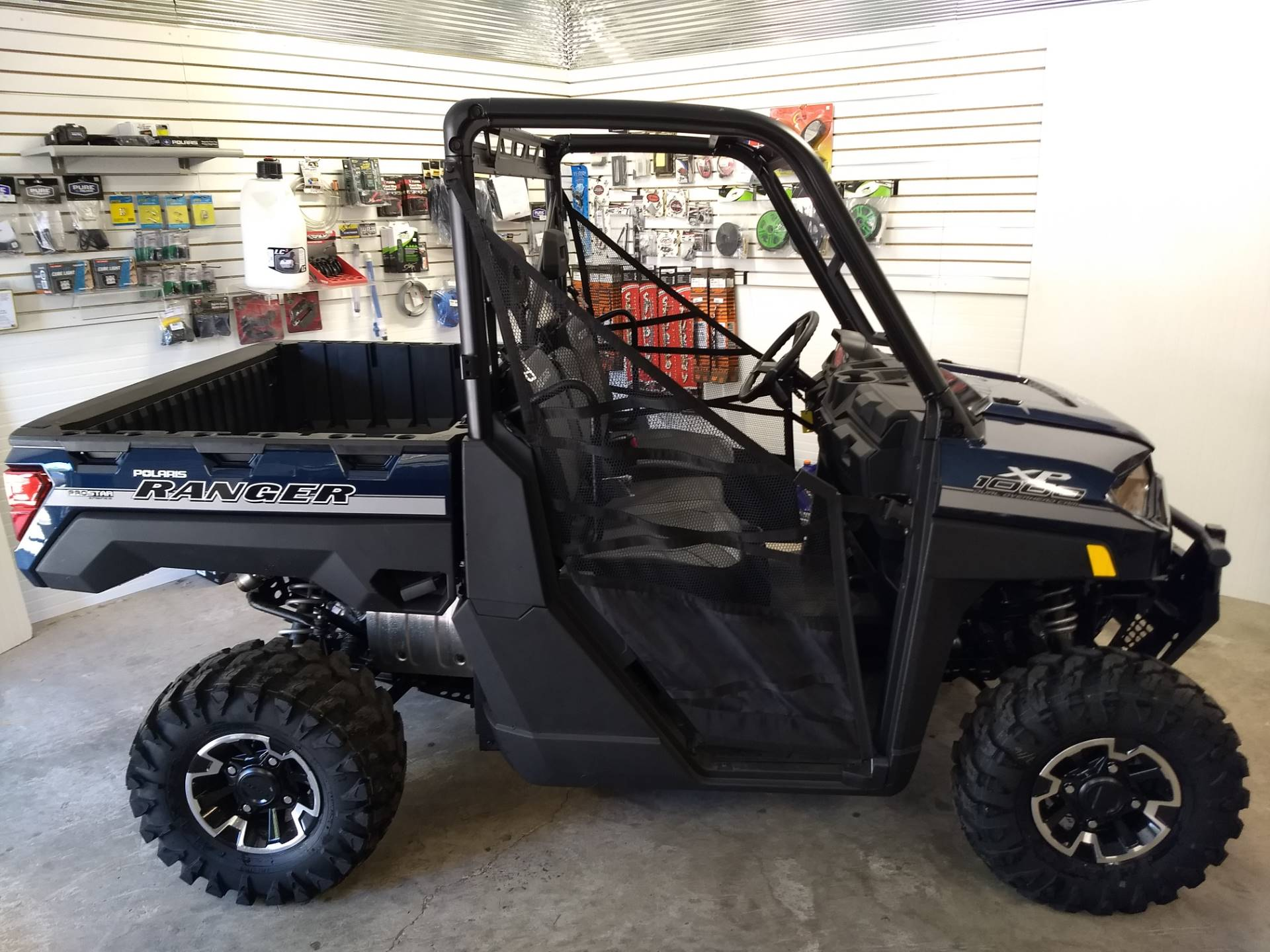 2019 Polaris Ranger XP 1000 EPS Premium in Three Lakes, Wisconsin - Photo 1