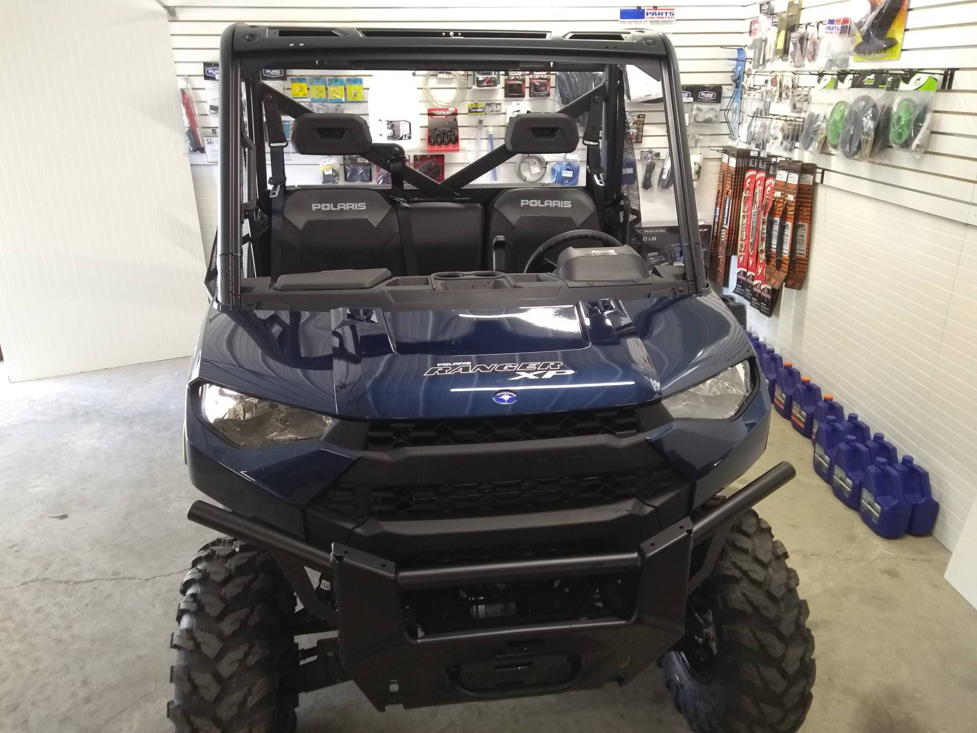 2019 Polaris Ranger XP 1000 EPS Premium in Three Lakes, Wisconsin - Photo 2