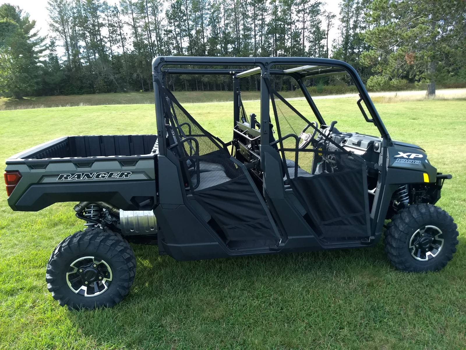 2020 Polaris Ranger Crew XP 1000 Premium Winter Prep Package in Three Lakes, Wisconsin - Photo 1