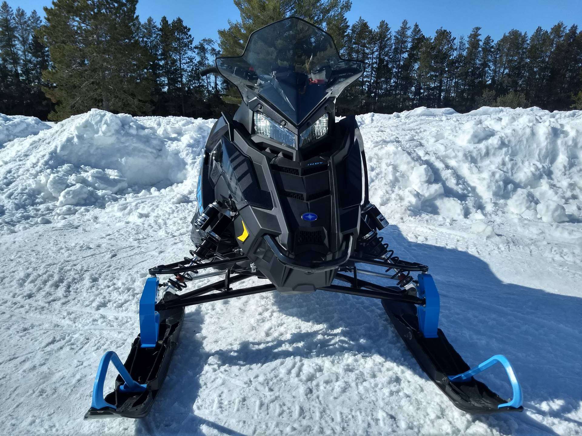 2020 Polaris 850 Indy XC 129 SC in Three Lakes, Wisconsin - Photo 2