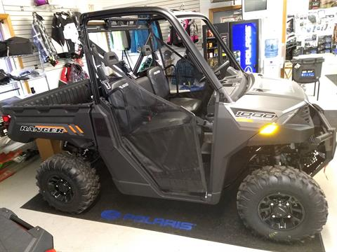 2020 Polaris Ranger 1000 Premium Winter Prep Package in Three Lakes, Wisconsin - Photo 2
