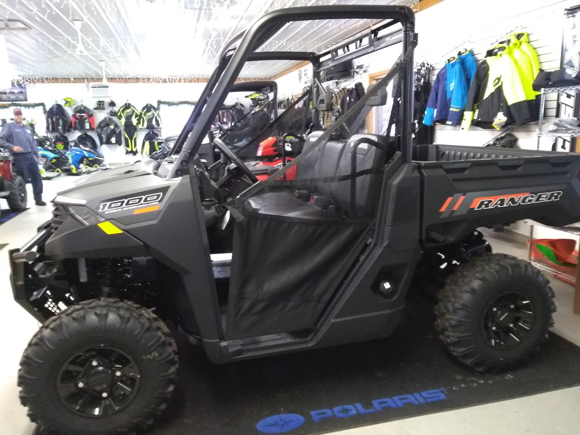2020 Polaris Ranger 1000 Premium Winter Prep Package in Three Lakes, Wisconsin - Photo 1