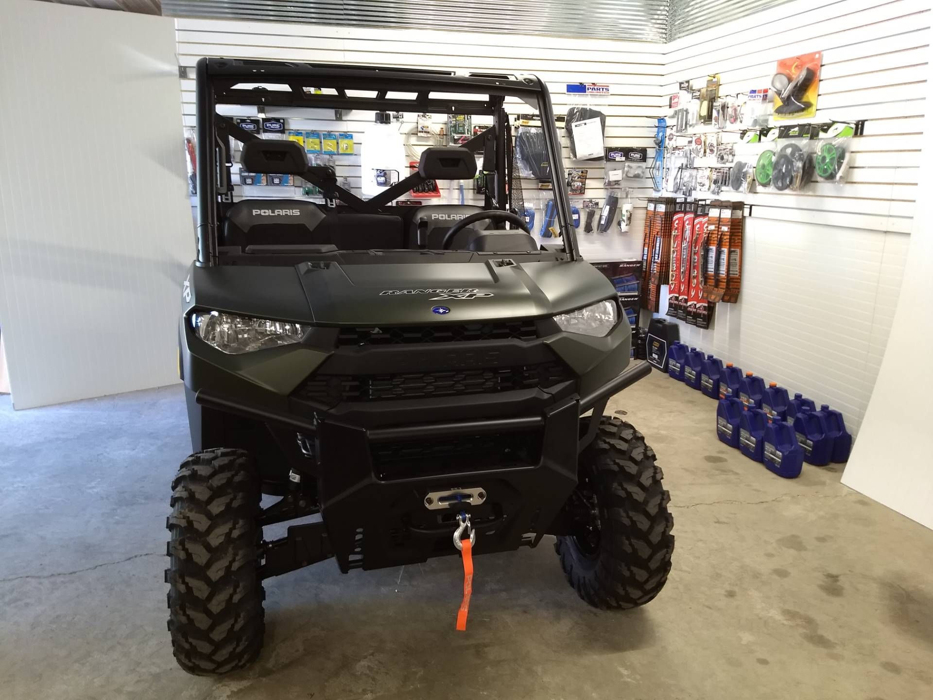 2020 Polaris RANGER XP 1000 Premium + Winter Prep Package Factory Choice in Three Lakes, Wisconsin - Photo 2
