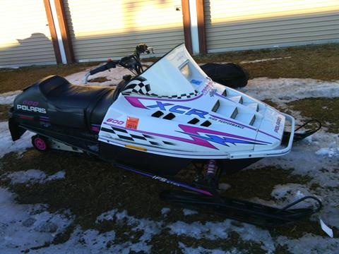 1996 Polaris XCR in Three Lakes, Wisconsin
