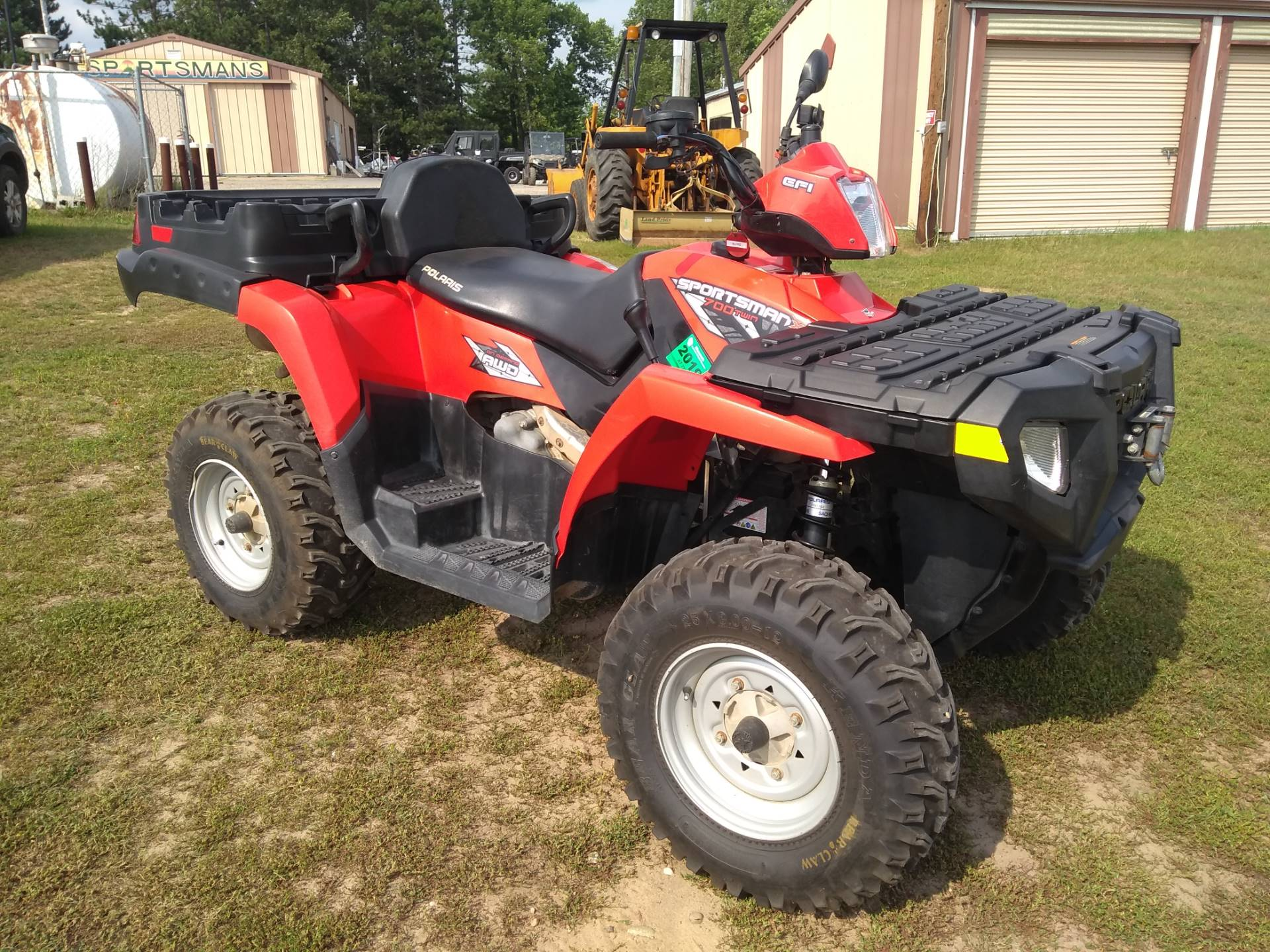 2008 Polaris Sportsman® 700  EFI X2 in Three Lakes, Wisconsin