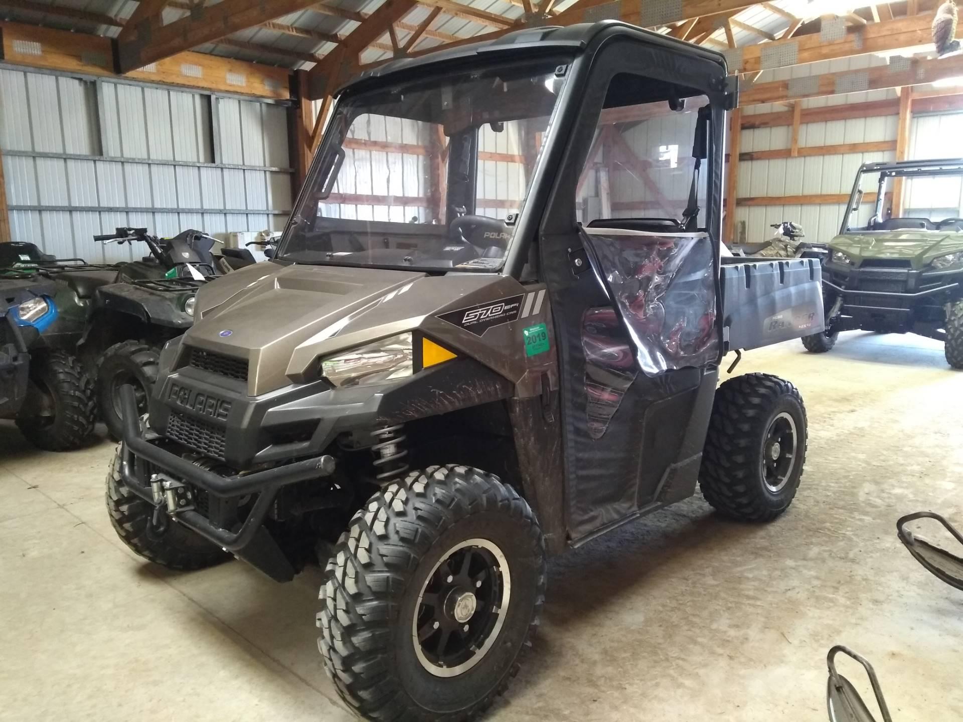 2015 Polaris Ranger >> Used 2015 Polaris Ranger 570 Eps Utility Vehicles In Three Lakes