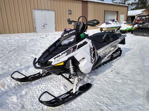 2015 Polaris 600 RMK® 155 in Three Lakes, Wisconsin
