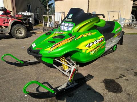 2005 Arctic Cat ZR 900 EFI in Three Lakes, Wisconsin - Photo 1