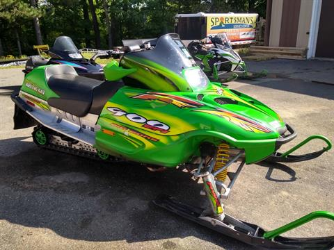 2005 Arctic Cat ZR 900 EFI in Three Lakes, Wisconsin - Photo 2