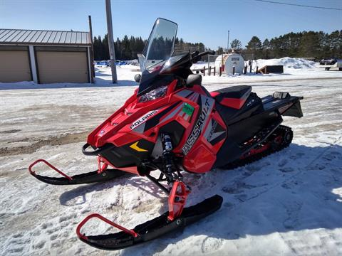 2017 Polaris 600 Switchback Assault 144 SnowCheck Select in Three Lakes, Wisconsin