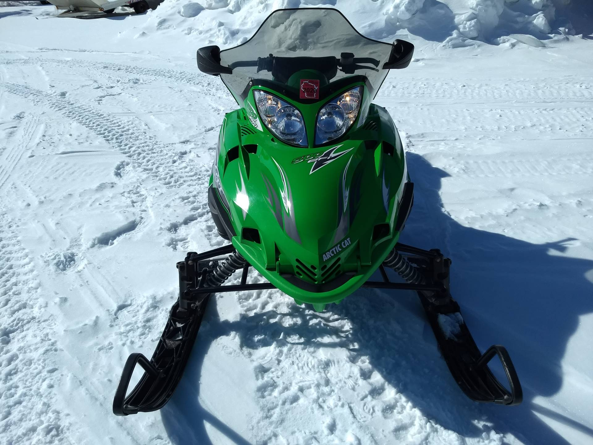 2006 Arctic Cat Trail Performance Sabercat 500 EFI LX in Three Lakes, Wisconsin - Photo 2