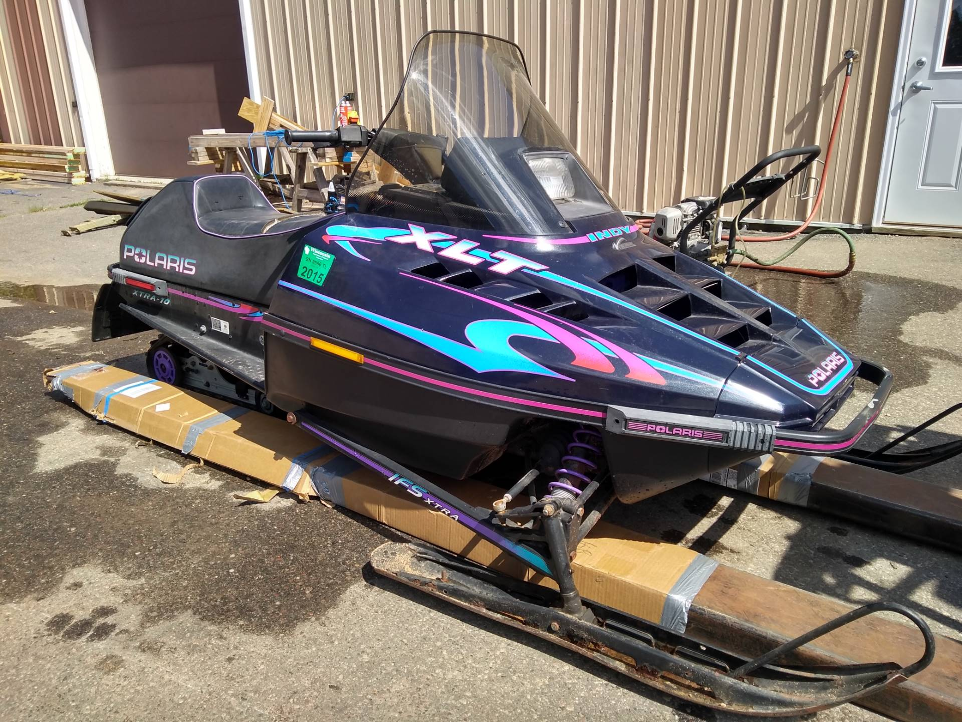1997 Polaris XLT in Three Lakes, Wisconsin - Photo 2