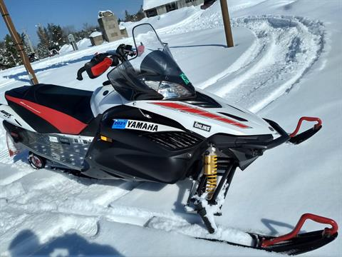 2008 Yamaha Apex GT in Three Lakes, Wisconsin - Photo 2