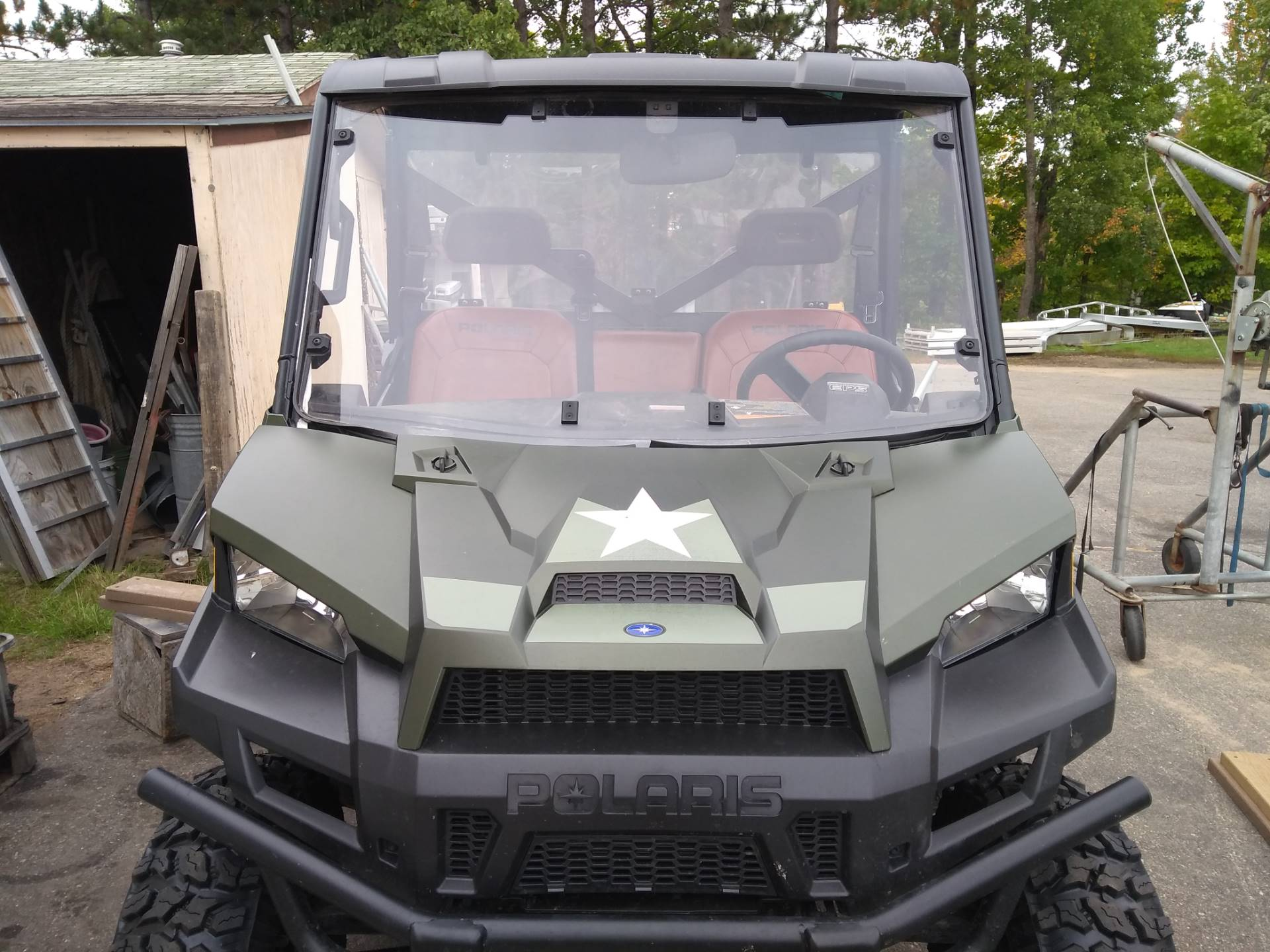 2016 Polaris Ranger XP 900 EPS in Three Lakes, Wisconsin - Photo 3