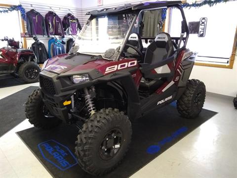 2020 Polaris RZR S 900 Premium in Three Lakes, Wisconsin - Photo 1