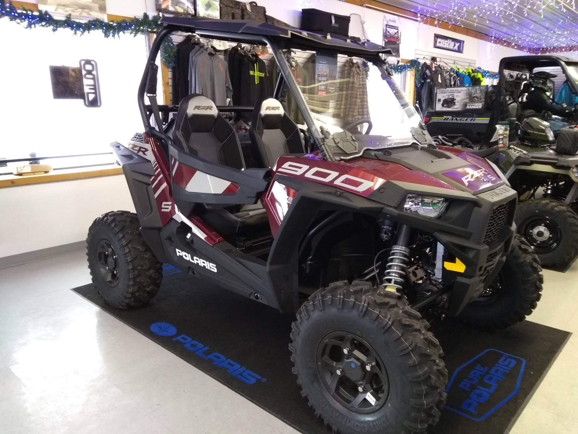 2020 Polaris RZR S 900 Premium in Three Lakes, Wisconsin - Photo 2