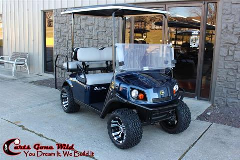 2018 Cushman Gas Shuttle 2+2 Golf Cart in Haubstadt, Indiana