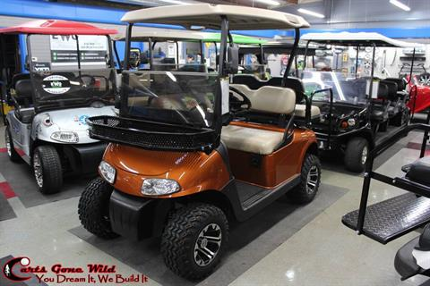 2012 EZGO 48 Volt RXV Golf Cart in Haubstadt, Indiana