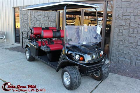 2018 Cushman Gas Shuttle 6 Golf Cart in Haubstadt, Indiana