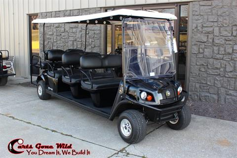 2017 Cushman Gas Shuttle 8 Golf Cart in Haubstadt, Indiana