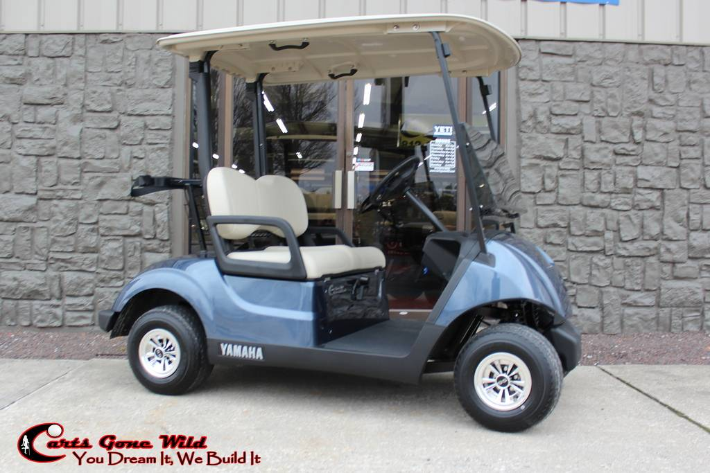 2018 Yamaha Gas Drive2 Golf Cart in Haubstadt, Indiana