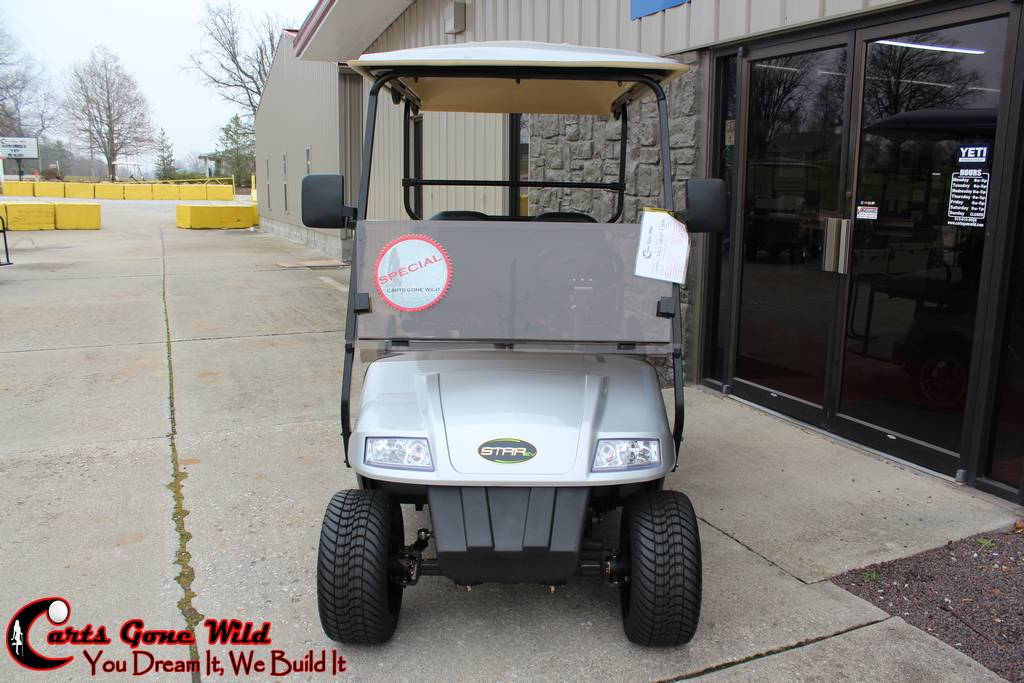 2017 Star EV 48 Volt 2+2 Golf Cart in Haubstadt, Indiana