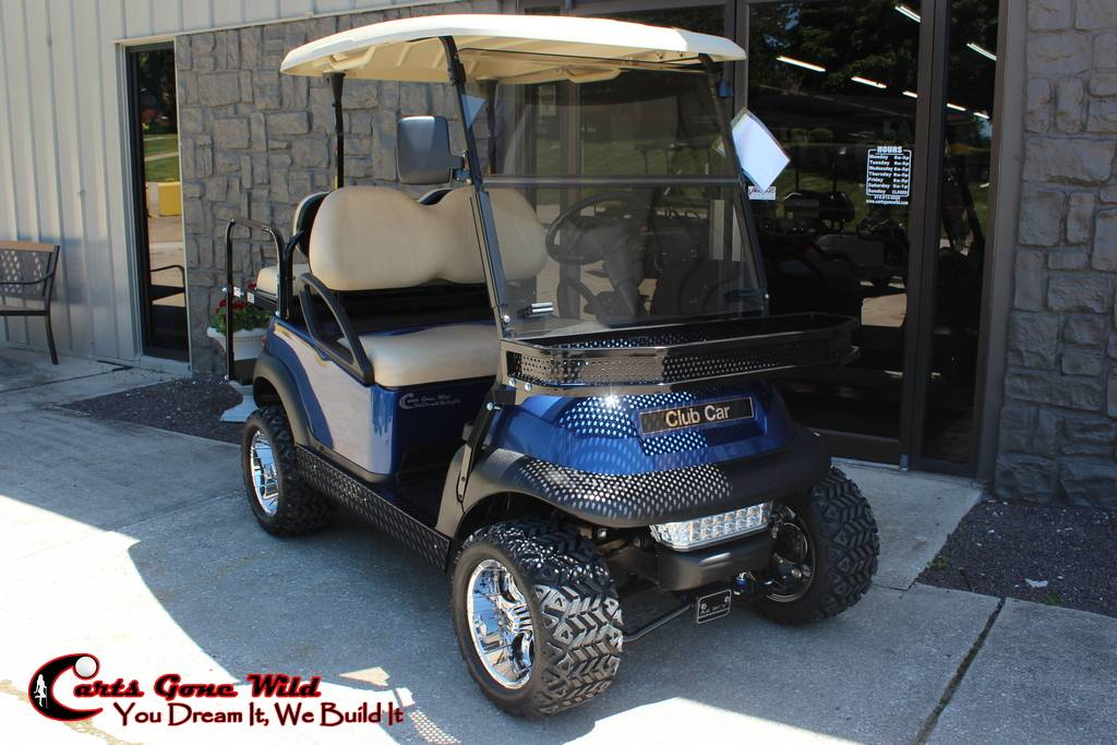 2010 Club Car Gas Precedent Golf Cart in Haubstadt, Indiana