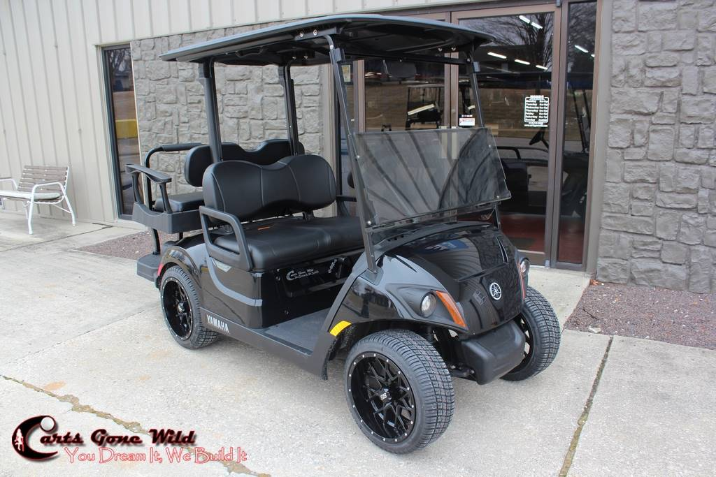 2018 Yamaha Drive2 QuieTech in Haubstadt, Indiana
