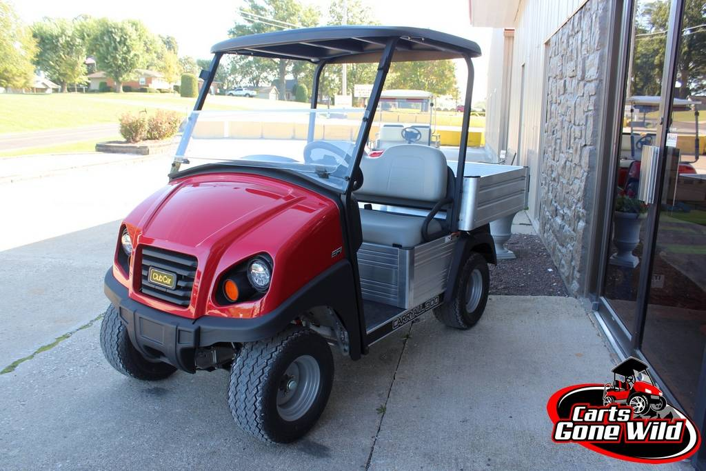 2019 Club Car Fuel Injected CarryAll 300 Utility Vehicles in Haubstadt, Indiana