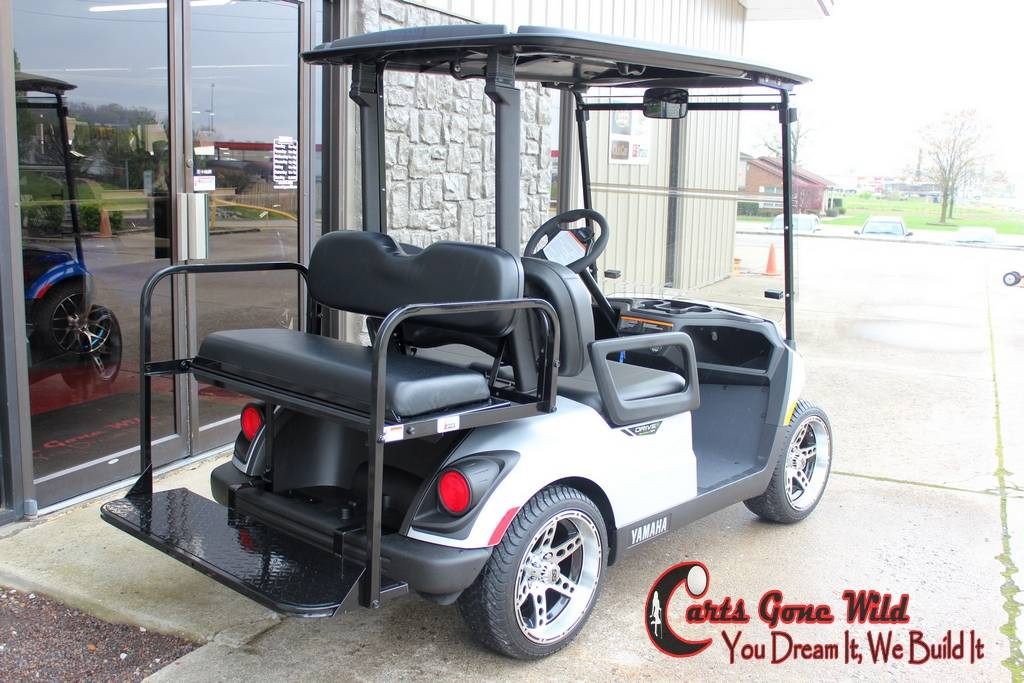 2018 Yamaha Drive 2 Quietech Golf Cart in Haubstadt, Indiana