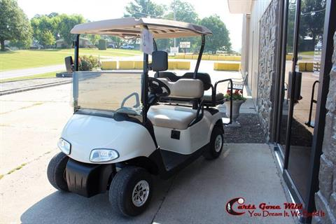 2013 EZGO 48 Volt RXV Golf Cart in Haubstadt, Indiana
