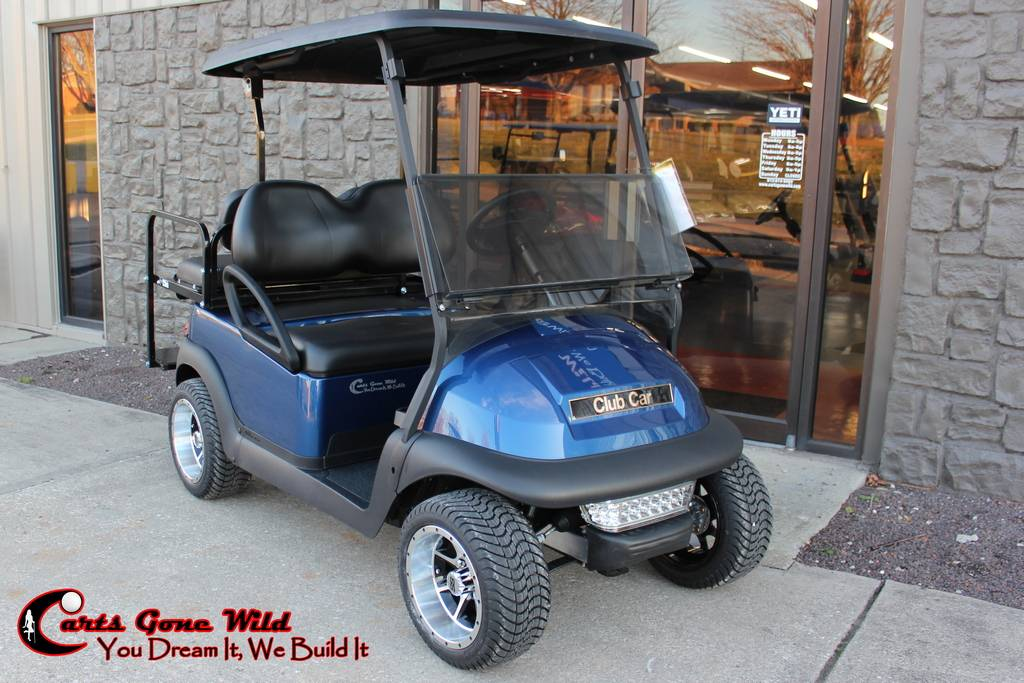 2018 Club Car Fuel Injected Precedent Golf Cart in Haubstadt, Indiana