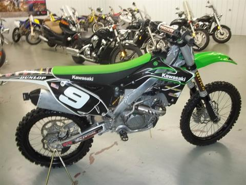 2015 Kawasaki KX 250F in Bristol, Virginia