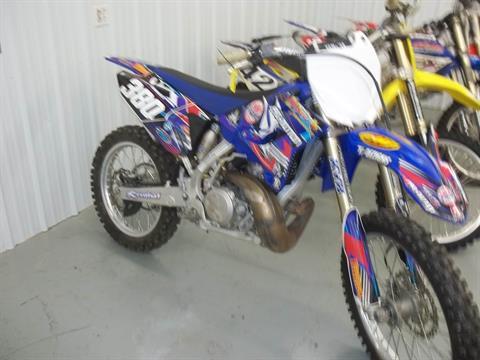 2016 Yamaha yz 250 in Bristol, Virginia